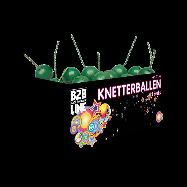 B2B Knetterballen - back2basic